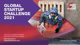 AkzoNobel вновь запускает международный конкурс для стартапов