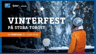 Vinterfest 2019 - av Södertälje Centrum och Kanalåret 2019