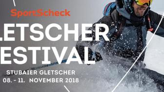 Das Winteropening findet vom 08. bis 11. November auf dem Stubaier Gletscher statt.