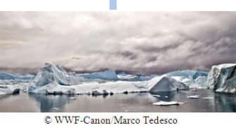 Canon förnyar samarbetet med Världsnaturfonden WWF och stöder expedition till det sista istäckta området i Arktis