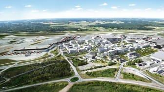 Swedavia och kommuner i Arlandaregionen fördjupar samarbetet