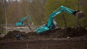 NCC gräver upp Järva