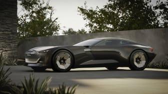 Audi skysphere concept – to biler i én
