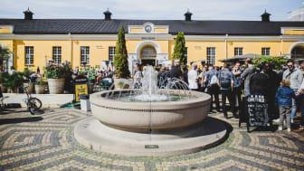 Boulebar Drottningtorget i Malmö