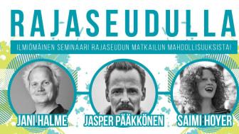 Rajaseudulla -matkailuseminaari 5.11.2019 Simpele, Rautjärvi