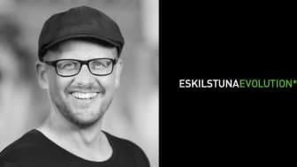 Peter Nilsson, projektledare för Varumärket Eskilstuna. Foto Pierre Pocs
