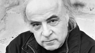 Norman Manea på litterär turné i Stockholm