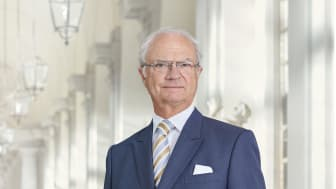H.M. Konung Carl XVI Gustaf