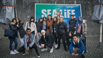 Ausflug ins SeaLife