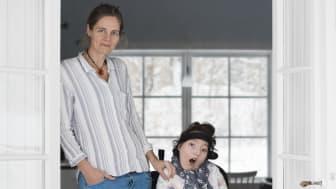 032_Agnes o Anna bildbyline Eva Lindblad I 1001bild.se