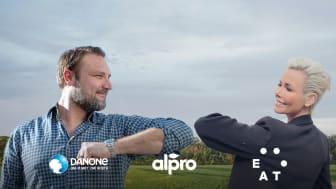Danone Norden och EAT Foundation inleder samarbete –  ska inspirera nordbor att äta mer klimatsmart