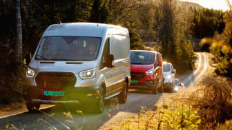 Transit Trail Norge 2020