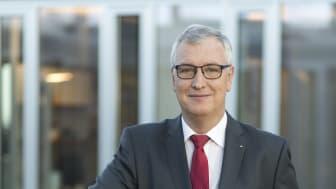 Peter Gerstmann, styrelseordförande Zeppelin GmbH