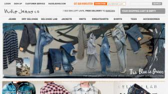 Nudie Jeans ökade försäljningen med 250 procent