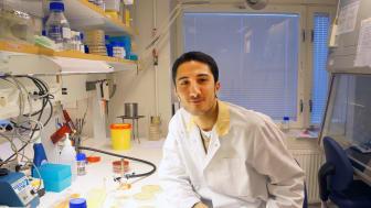 Anders Wall-stipendium till blivande läkare och passionerad forskare