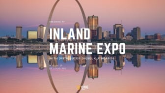 Diesel Outboards will be exhibiting OXE Diesel at the Inland Marine Expo May 24-26