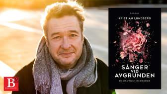 Sånger vid avgrunden – Kristian Lundbergs mest självbiografiska bok är en dans i beroendets allra mörkaste vrår