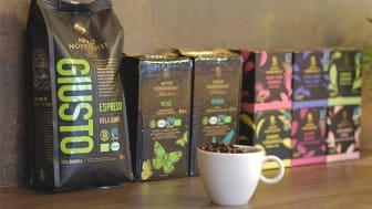 Just nu pågår Fairtrade-veckorna i butikerna runt om i landet. Hitta din Fairtrade-certifierade favorit i Arvid Nordquist Kaffe och Te-sortiment.