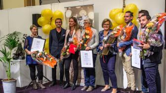 Vinnarna i Clean Bright Awards 2017