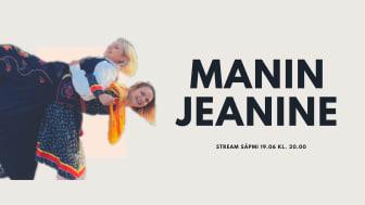 Manin Jeanine til Stream Sápmi