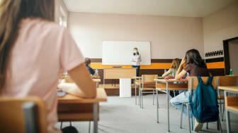 AiroDoctor Luftreiniger im Einsatz im Klassenzimmer