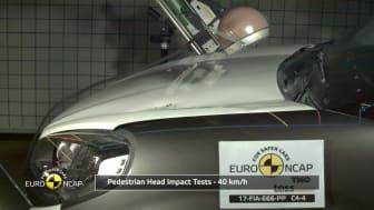 FIAT Doblo Euro NCAP testing 2017