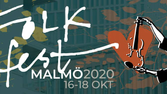 Vevlira möter dagens groove under årets upplaga av festivalen FOLKFEST Malmö 16-18 okt