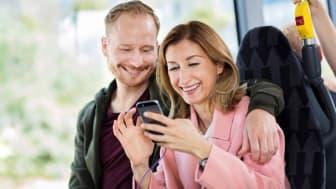 Biljetten kan köpas i Skånetrafikens app från och med 1 mars.