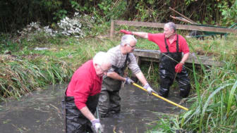 Volunteer rangers needed to protect our countryside