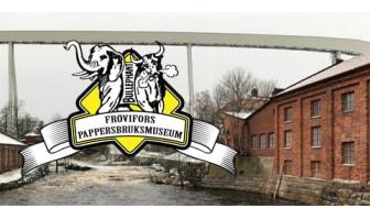 Frövifors Pappersbruksmuseum får vänta på bidrag från Lindesbergs kommun