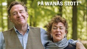 En biografin om Konst, kor och kärlek på Wanås slott av paret Wachtmeister