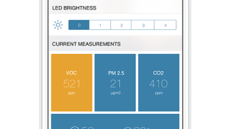 Blueair unveils clean air intelligence at Dwell on Design Show LA for optimal indoor air