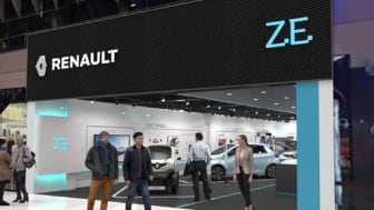 Renault Z.E. – Electrical Vehicle Experience Center