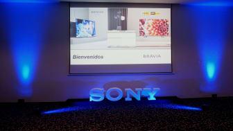 Presentación novedades Sony