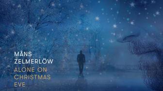 """Alone On Christmas Eve"" – Ny julsingel med Måns Zelmerlöw"