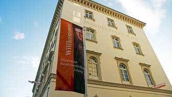 Mendelssohn-Haus in Leipzig