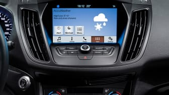 Ford SYNC3 lanseres i Europa