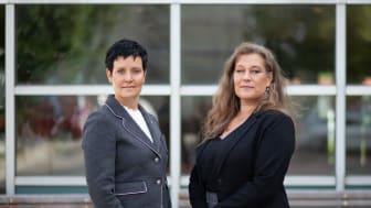 – Läget är allvarligt. Vi är eniga med våra halländska kollegor om att råden behöver förlängas. Nu behöver vi också hjälpa varandra att orka hålla ut i vintermörket, säger Malin Aronsson, kommundirektör och Lisa Andersson (M), KSO.