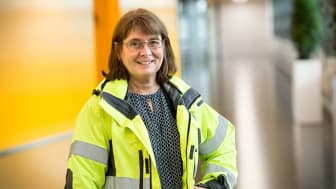 Hållbarhetschef Margareta Karsberg