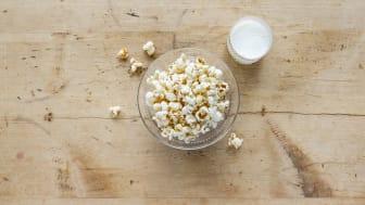 Popcornen