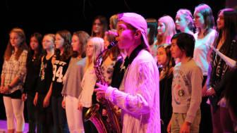 Kulturskolan i Kungsbacka bjuder in till en festivaldag för hela familjen