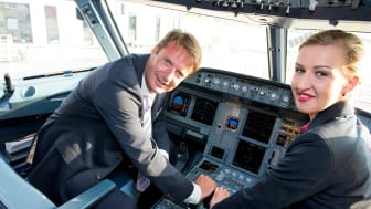Wizz Air till Bukarest från Malmö Airport