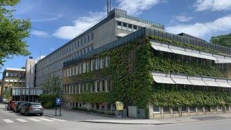 Midroc Properties och Växjöbostäder i nytt samarbete om central byggnad i Växjö