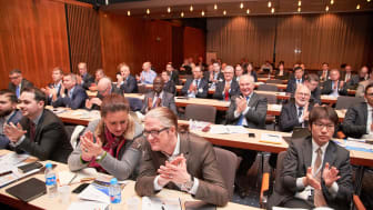 EC, OTIF, ERA, DB Cargo, IBM and Trainline to debate cross-border rail in Frankfurt