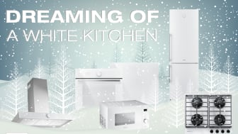 Dreaming of a white kitchen