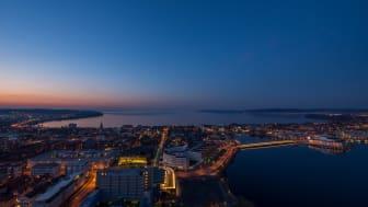 Jönköping i Instagramtopp bland Sveriges kommuner