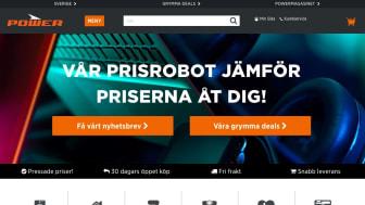 Power.se väljer Solid Försäkring för e-handelssatsning i Sverige