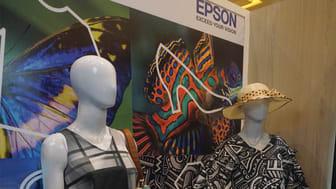 Hasil cetak menggunakan printer Epson F-Series