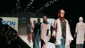 Epson Indonesia dalam Jakarta Fashion Week 2020 (22/10).