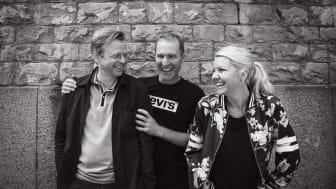 Josefin Lindqvist, Oskar Scheiwiller samt Roger Spetz tar alla tre plats i partnergruppen.